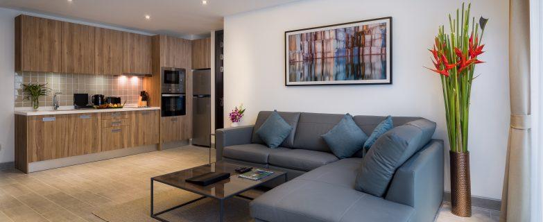 1 Bedroom Suite Lagoon View OPENING SPRING 2018